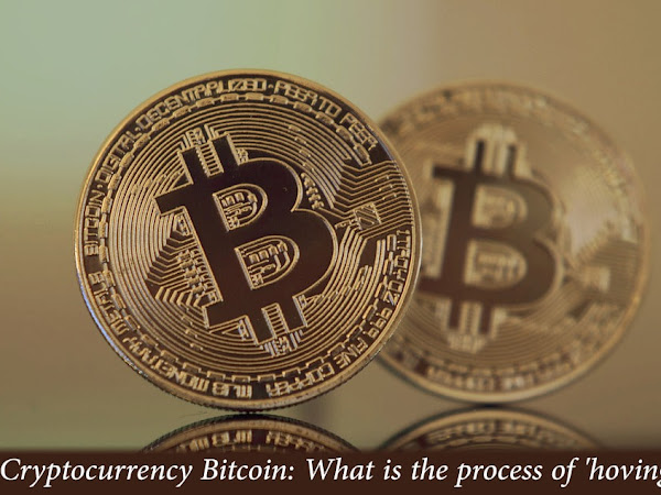 Cryptocurrency Bitcoin: What is the process of 'hoving'?