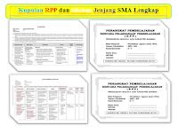 Download Kumpulan RPP dan Silabus Terlengkap Jenjang SMA/Sederajat