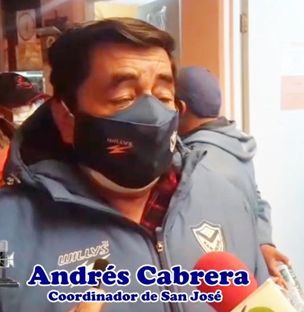 Coordinador General del Club San José