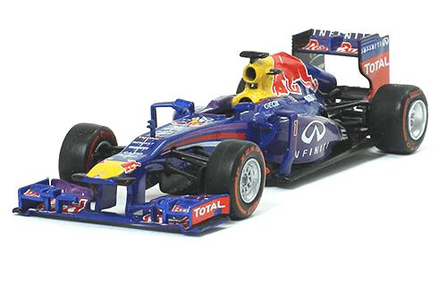 Red Bull RB9 2013 Sebastian Vettel f1 the car collection