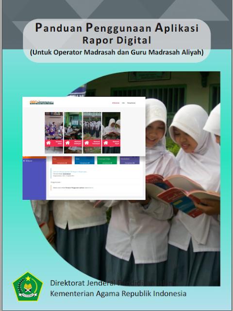 Panduan Penggunaan Aplikasi Rapor Digital Madrasah Aliyah