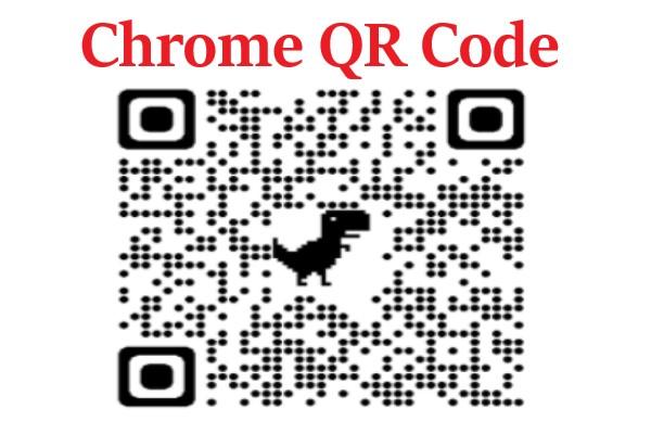 Chrome QR Code