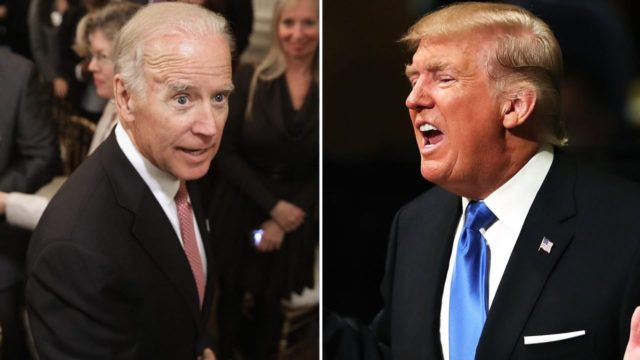 VIDEO New poll says Biden leads Trump by 11 points in possible 2020 matchup DO YOU AGREE?