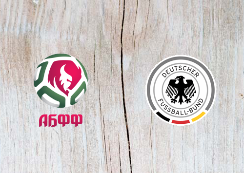 Belarus vs Germany Full Match & Highlights 8 June 2019