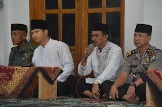 Camat Karangan Kenalkan Potensi Wisata Religi Pada Safari Ramadhan
