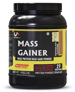 8 Best Mass Gainers in India 2020