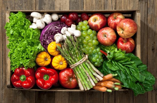 sayuran yang dapat diterima pada program Atkins