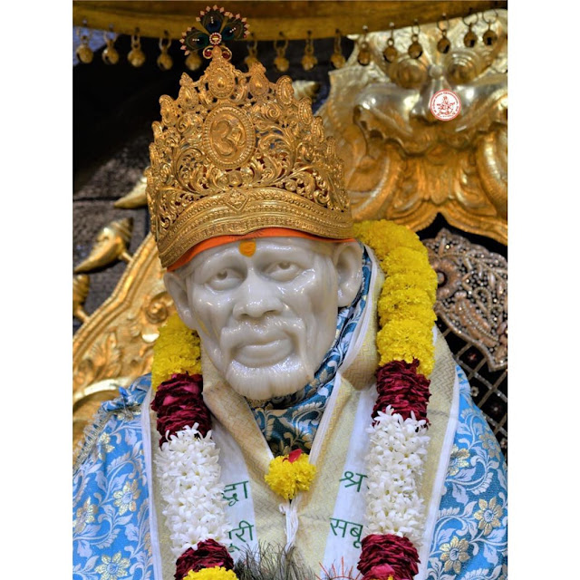 sai baba photo & pic from sai temple