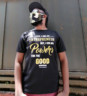 GOMAGEAR I Am An Entrepreneur Unisex T-Shirt