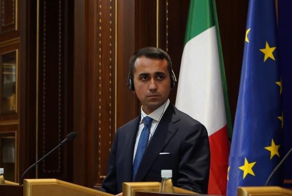 Di Maio dice che il Kosovo non deve aver paura del dialogo con la Serbia