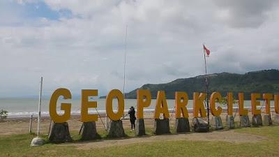 Geopark Ciletuh Sukabumi Jawa Barat