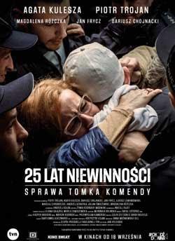 25 lat niewinnosci. Sprawa Tomka Komendy (2020)