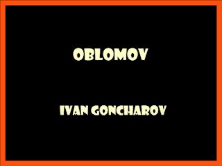 Oblomov ( 1915) Novel PDF