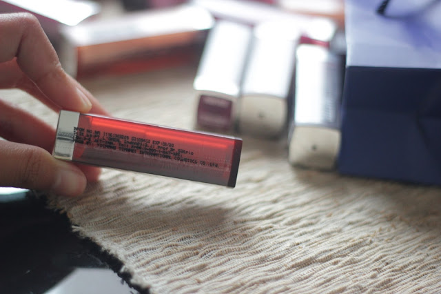 review maybelline the powder mattes