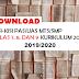 Kisi Kisi PAS SMP/MTS Kelas 7 8 9 Semester 1 Kurikulum 2013 Tahun 2019
