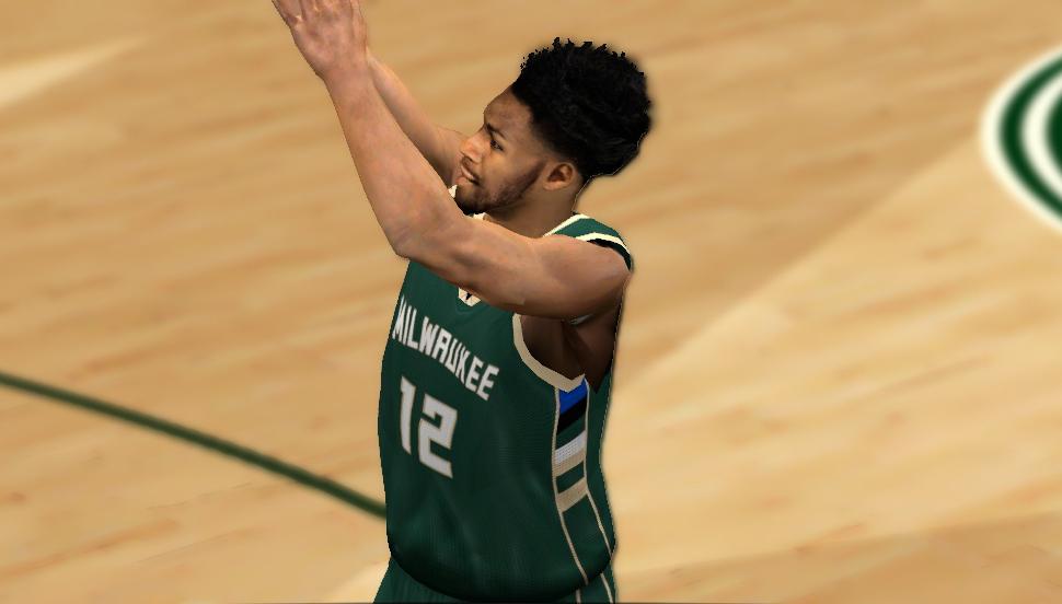 Jabari Parker Cyberface Afro Realistic [FOR 2K14] - NBA 2K ... Jabari Parker Nba 2k14