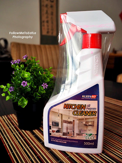 Kleenso All Purpose Cleaner 500ml RM 6.90