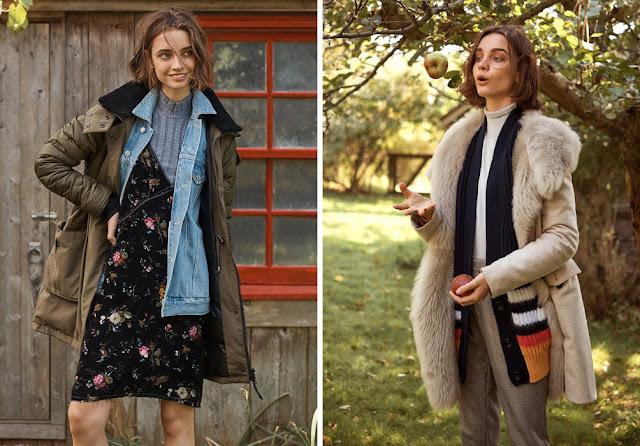 Многослойные образы с платьем, водолазкой и джинсовым жакетом и курткой