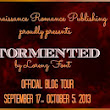 J.C. Clarke: Tormented by Lorenz Font Blog Tour