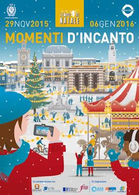 Momenti d'Incanto il Natale a Brescia dal 29 Novembre all'11 gennaio Brescia