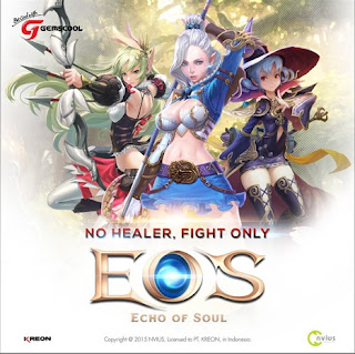 Port Game Online Echo of Soul (EOS) Indonesia