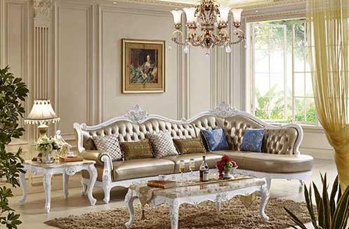Những mẫu ghế sofa tân cổ điển châu Âu đẳng cấp, cuốn hút