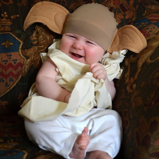 baby dobby house elf costume for kids