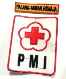 Badge PMR Wira Bordir dan Perlengkapan PMR lainnya