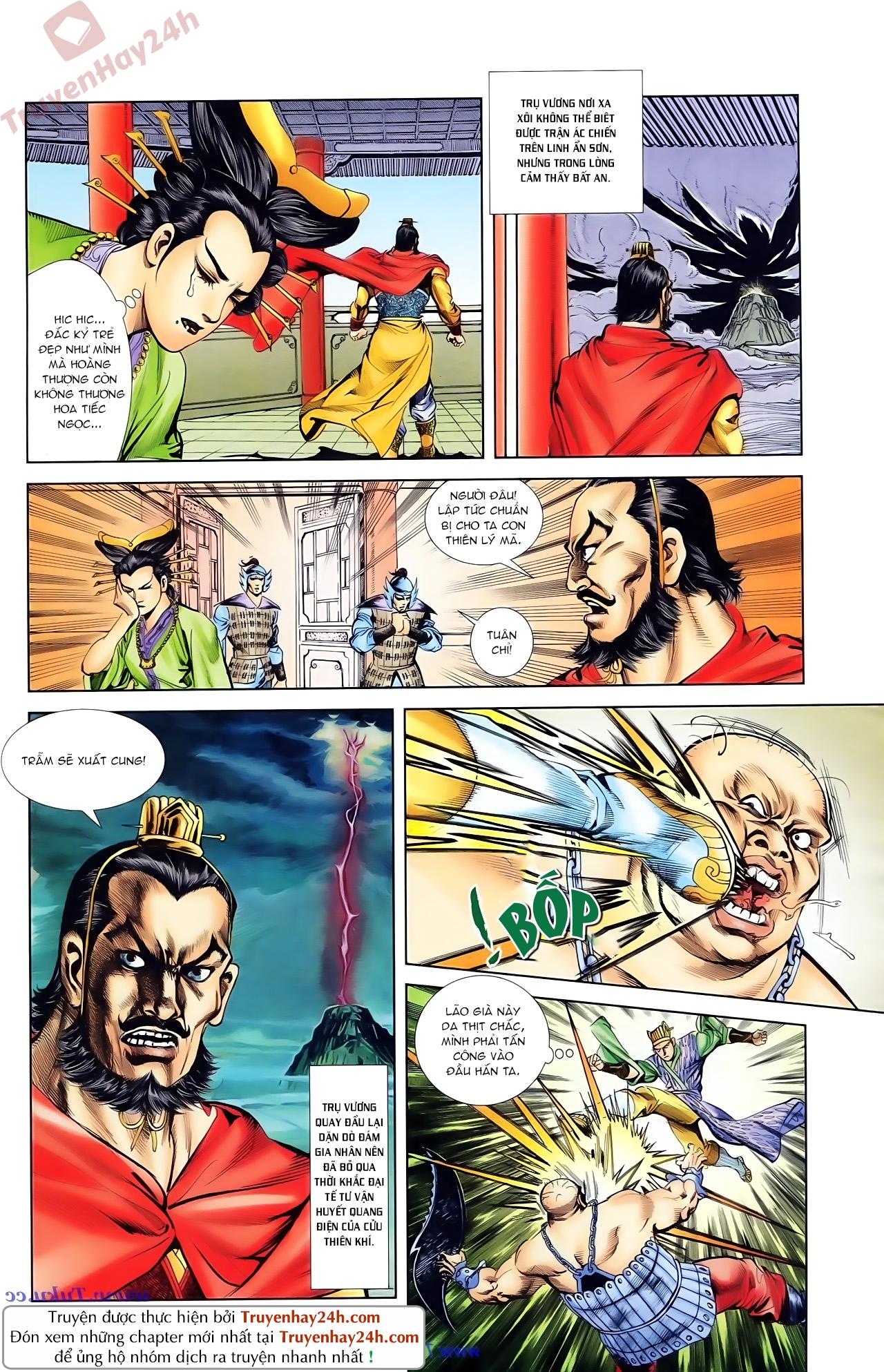 Cơ Phát Khai Chu Bản chapter 81 trang 27