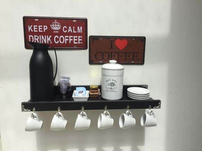 Ideias de Cantinho do Café