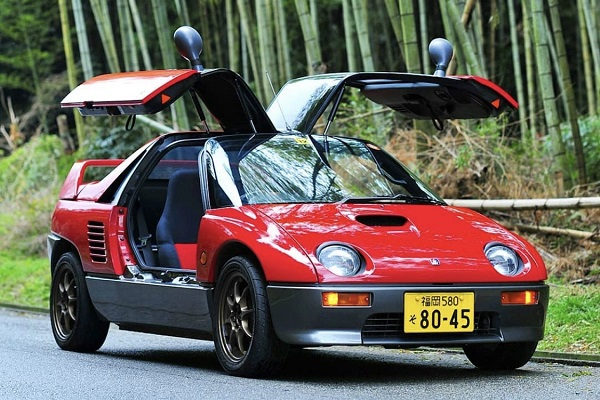 Ficha Técnica Mazda AZ-1 (1992)