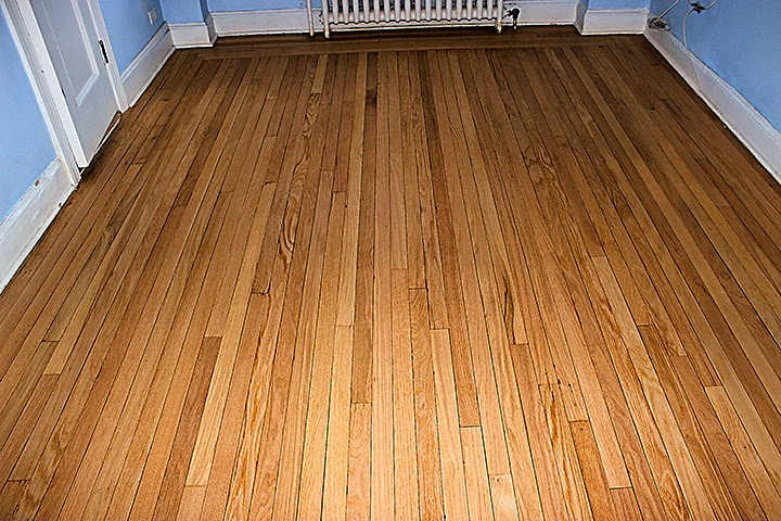Dustless Wood Floor Refinishing, NYC