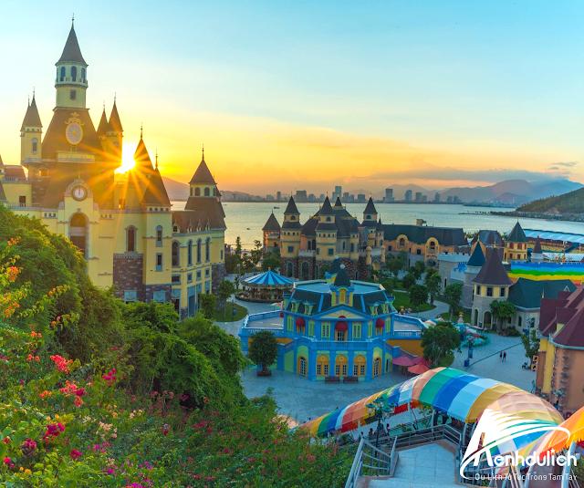 5 địa điểm du lịch nổi tiếng ở Việt Nam