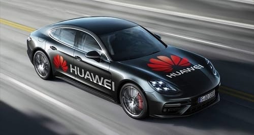 Huawei wins a deal with Bolt's competition Uber