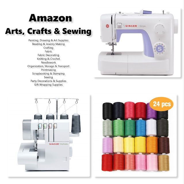 Arts, Crafts And Sewing