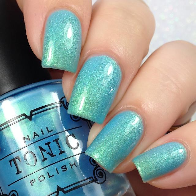 Tonic Polish-High Tide