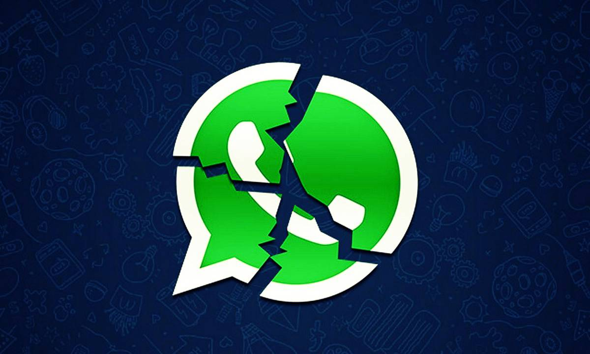 Whatsapp turned out to be extremely unsafe