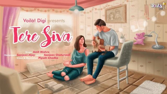 Tere Siva Lyrics in English-Amit Mishra