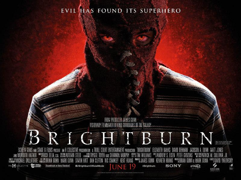 brightburn uk poster