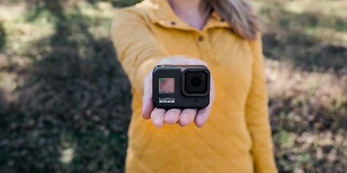 Participe do Sorteio da câmera GoPro Hero 8!