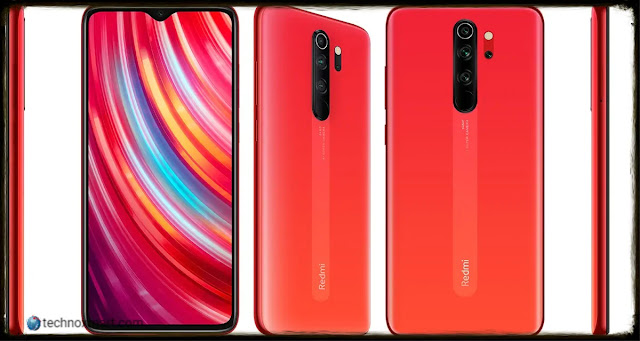 The New Orange Color Option Redmi Note 8 Pro Is Offered