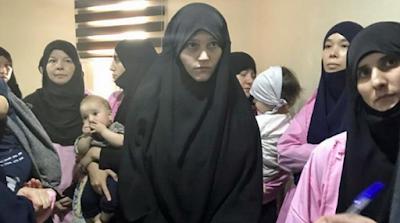 19 wanita Rusia dijatuhi hukuman seumur hidup