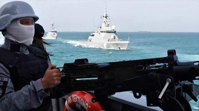 """Venezuela frustra intento de """"invasión marítima"""" de Colombia"""