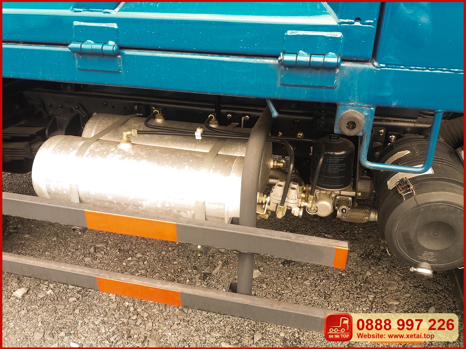 Bình chứa khí nén của xe ben Thaco FD500