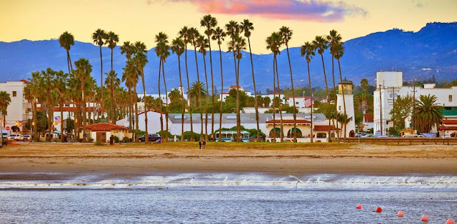Playa Santa Bárbara California