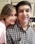 urvashi dholakia with her brother