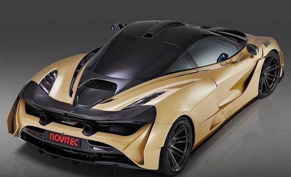 McLaren 720S N-Largo Novitec