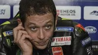 Beberapa Alasan Kenapa Valentino Rossi Sebaiknya Segera Pensiun dari MotoGP