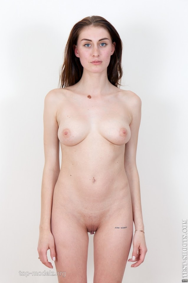 [Test-Shoot.Com] Lina - Busty Fitness Girl Getting Naked Casting