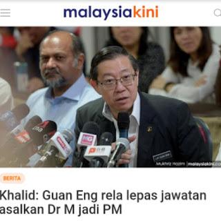 mkini ni dah mcm paper cerita bikini jer..